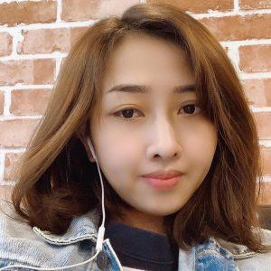 ベトナム人の女の子