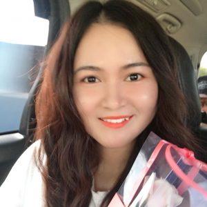 美人なベトナム人女子