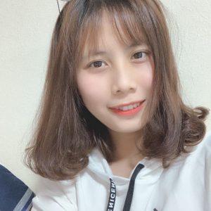 可愛いベトナム人女子