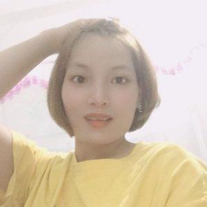 美人ベトナム人女性