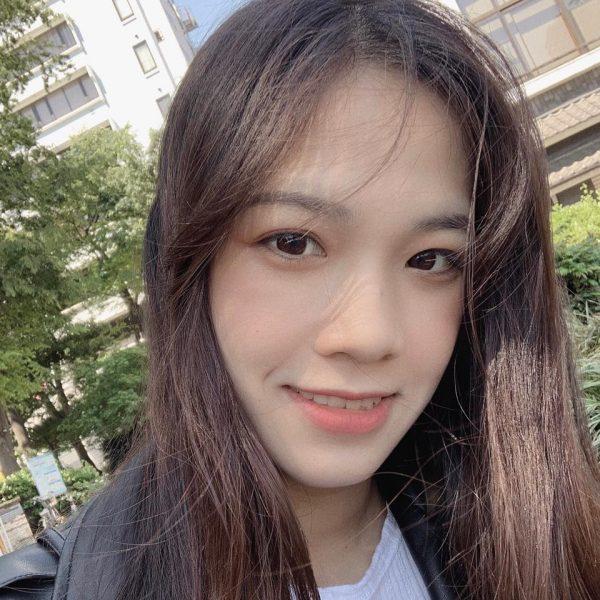 美人なベトナム人女性